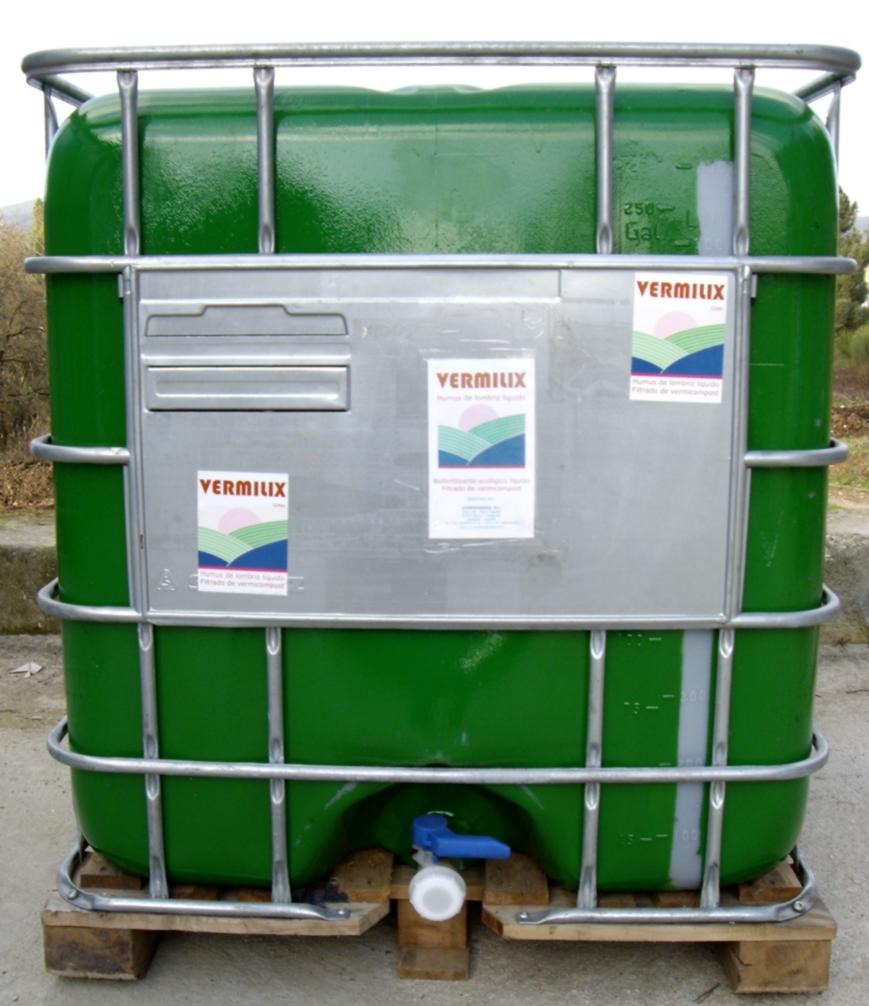 Vermilix 1000 litres